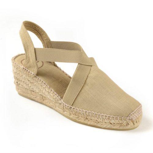 GIFTED- נעלי טר בצבע חול